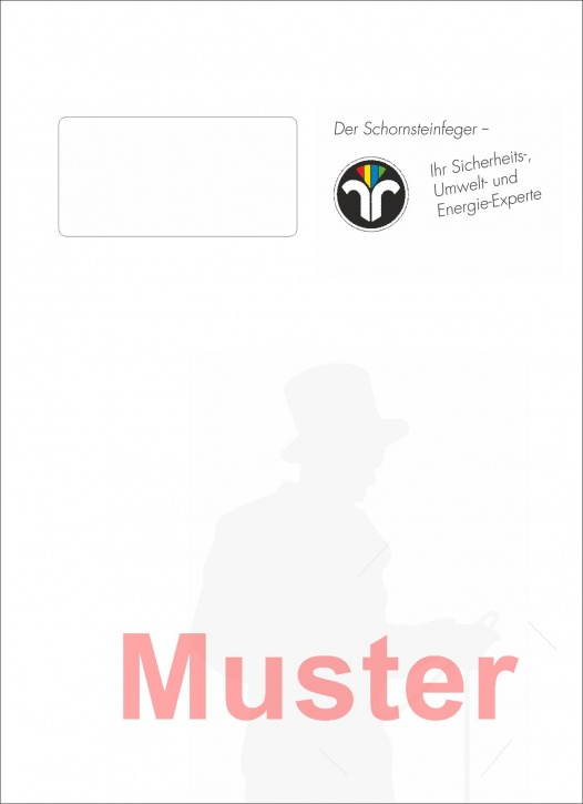 "Schriftverkehrmappen / Kundenmappen ""Schornsteinfeger"""