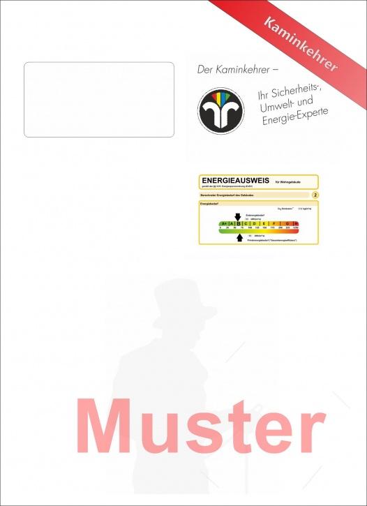 """Schriftverkehrmappen """"Energieausweis - Kaminkehrer"""""""