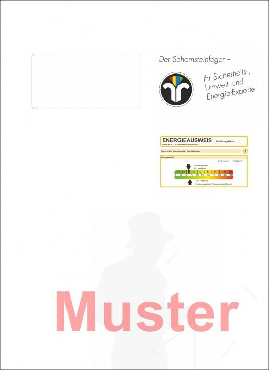 """Schriftverkehrmappen """"Energieausweis - Schornsteinfeger"""""""