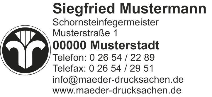 """Printy 4928, Emblem """"Dienstleistungsmarke"""" ab 6 Zeilen"""