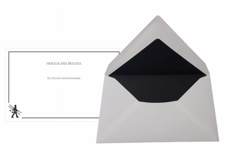Trauerkarten (mit Umschlag)