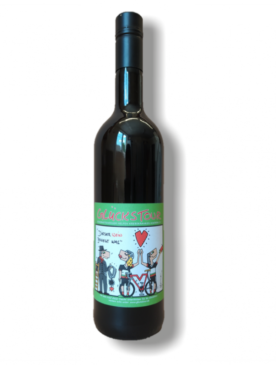 Glückstour-Wein, Rotwein