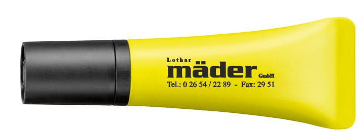 Mäder - Textmarker Gelb